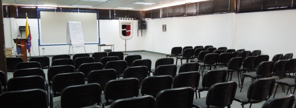 Salón Audiovisual